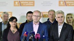 Čekají Bohuslava Sobotku další problémy v čele ČSSD? Někteří členové mluví o tom, že nazrál čas na diskuzi o vedení strany.