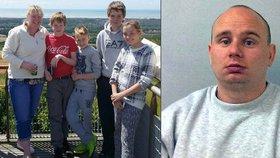 Polský řidič se nevěnoval řízení a napálil do kolony. Zabil rodinu.