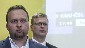 Marian Jurečka nebude ve vládě, která prosadí dokončení EET.