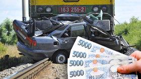 Dopravní přestupky se prodraží: Pokuta za bouračku až 100 tisíc?