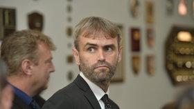 Bývalý ředitel ÚOOZ Robert Šlachta končí.