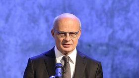 Michal Horáček na startu prezidentské kampaně