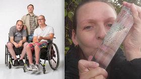 Dokument Miluj mě, jestli dokážeš otevírá otázku sexuální asistence handicapovaných lidí. Tvůrkyně Dagmar Smržová za něj dostala diváckou cenu na Jihlavském filmovém festivalu.