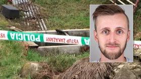 Tělo Jana bylo nalezeno v hluboké žumpě.