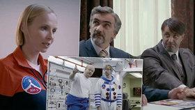 Komediální seriál Kosmo uvedla na své obrazovce Česká televize.