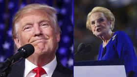 Albrightová komentovala Trumpa hlasem Václava Havla: Poslouchej svědomí, vzkázala mu.