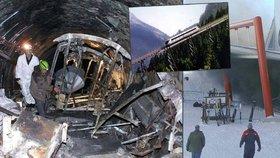 16 let od požáru lanovky v Kaprunu: Zemřelo 155 lidí, včetně Češky