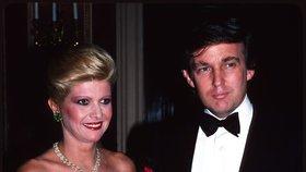 Ivana a Donald Trumpovi