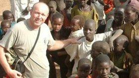 Český misionář Petr Jašek je od 10. prosince 2015 vězněn v Súdánu.