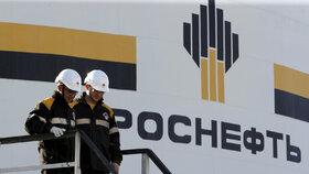 Ruská ropná jednička Rosněfť