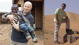 Dva Češi v zahraničních potížích: Misionář Jašek byl zatčen v Súdánu, kuchař Hrůza unesen v Libyi.