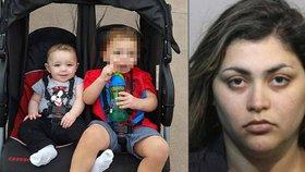 Kristen DePasquale zavraždila svou dceru a snažila se to hodit na syna.
