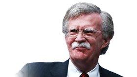 """John Bolton soudní dvůr v Haagu nešetří: """"Nebudeme s ICC spolupracovat, nebudeme mu poskytovat žádnou pomoc. Nepřipojíme se k ICC a necháme ho samovolně zaniknout, pro nás je už mrtvý""""."""