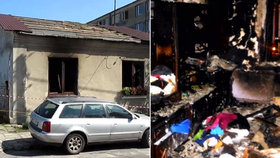 Muž po hádce zapálil svou manželku. Žena zraněním po několika týdnech podlehla.