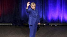 Hillary Clintonová na výroční schůzi Nadace na ochranu dětí