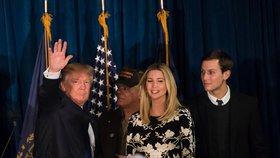 Manžel Ivanky Trump Jared Kushner pochází z velmi vlivné rodiny.
