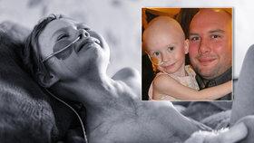 V neděli ráno podlehla malá Jessica rakovině.