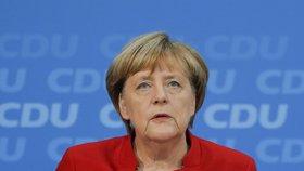 Angela Merkelová oznámila čtvrtou kandidaturu na post německé kancléřky (20. 11. 2016)