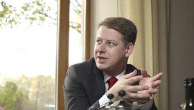 Státní tajemník pro evropské záležitosti Tomáš Prouza