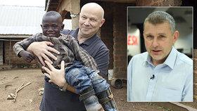 K případu zadrženého misionáře Petra Jaška promluvil Petr Pelikán, bývalý honorární konzul Súdánu.