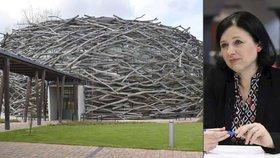 Čapí hnízdo může nadělat problémy i eurokomisařce Věře Jourové. Přišlo na ni udání…