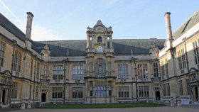 Oxford University Exam Hall