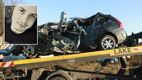 Zběsilá jízda ve vysněném autě stála Standu (†21) život: Jeho tělo našli ve vraku až další den.