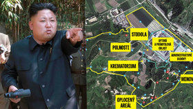 Kim Čong-un vylepšuje koncentráky: Popravené spaluje v obří peci!