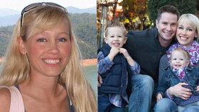 Sherri Papini se po třech týdnech v zajetí vrátila k rodině.