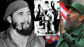 Castro přežil na 600 komplotů.