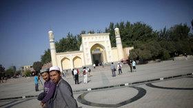 Ujgurští muslimové žijí na území Číny po staletí.