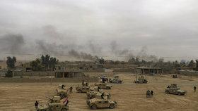 Boje proti Islámskému státu