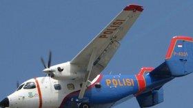 Letadlo M28 Skytruck indonéského policejního sboru