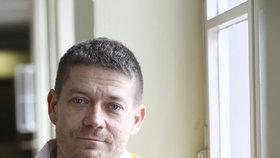 Patrik Nacher ještě v době, kdy byl pražským zastupitelem (2016).