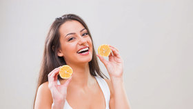 Citron vám pomůže od nachlazení i krvácení z nosu.
