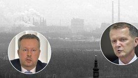 Poslanec Ladislav Šincl si došlápl na ministra životního prostředí. Kvůli nekvalitním kotlům prý hrozí zhoršení ovzduší i propouštění.