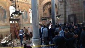 Útok v egyptském kostele si připsal ISIS.
