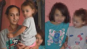 Jednatřicetiletá matka Helena Janová: Má deset dětí a jedno vnouče.