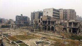 Takto nyní vypadá kdysi nejlidnatější syrské město.