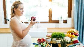 Pro těhotné je velmi důležitá kyselina listová.