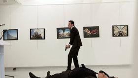 Atentát na ruského velvyslance v Turecku Andreje Karlova