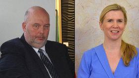 Exministr Toman se kvůli pamlskové vyhlášce opřel do ministryně Valachové.