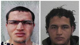 Tunisan Anis Amri podezřelý z berlínského útoku