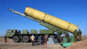 Rusko se s různými prototypy zbraní chlubí často