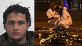 Teroristu Anise Amriho zastřelila u Milána policejní hlídka.
