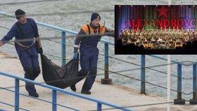 Pozůstali obětí pádu letadla s Alexandrovci chtějí velké odškodné