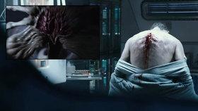 Trailer k snímku Vetřelec: Covenant vypadá brutálně.