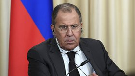 Ruský ministr zahraničí Sergej Lavrov stojí o lepší vztahy s EU.