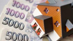 Zájem o hypotéky nepolevuje. Lidé mohou upadnout do dluhů, varují analytici.