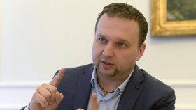 Ministr zemědělství Marian Jurečka (KDU-ČSL)